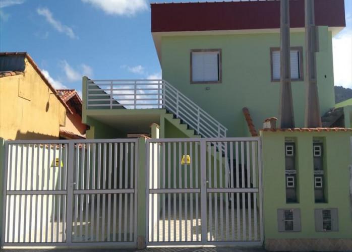 Imovel para financiar em Itanhaém, casa tipo apartamento na praia.