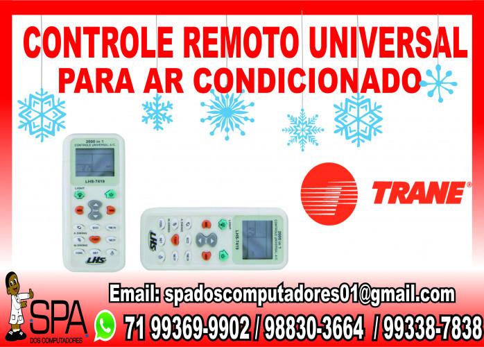 Controle Remoto Universal para Ar Condicionado Trane em Salvador Ba