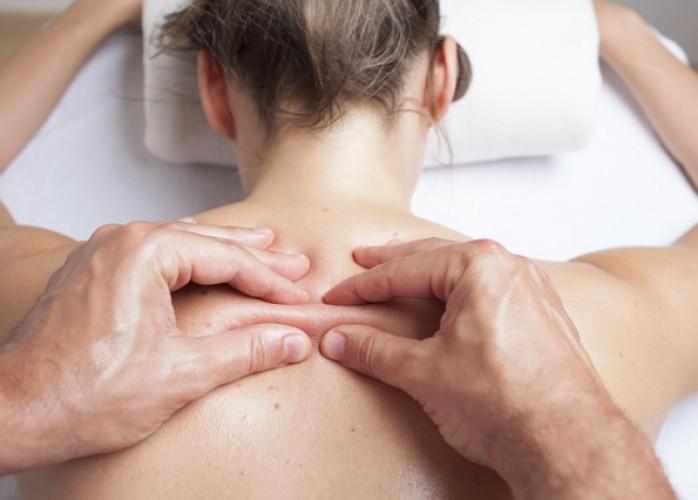 Massagem relaxante e Liberação Miofascial