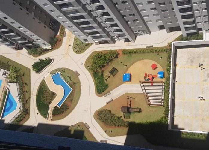 Apartamento 4 Dormitórios 120 m² Condomínio Cidade Viva, Bairro Campestre - Santo André.