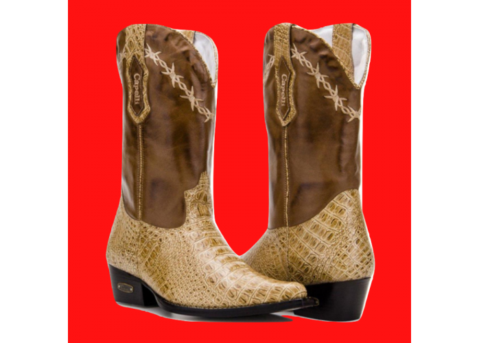 Bota Texana Country Capelli