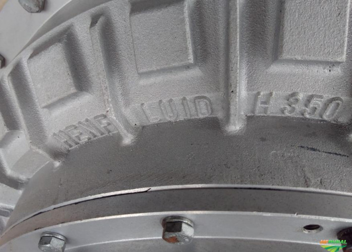 ACOPLAMENTO HENFEL HIDRODNÂMICO HIDRAULICO HENFLUID H 350 - 500 HP (Cód. 320771)