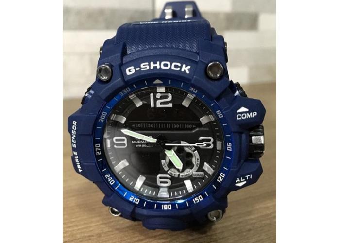 Relógio G Shock Mund Master Azul