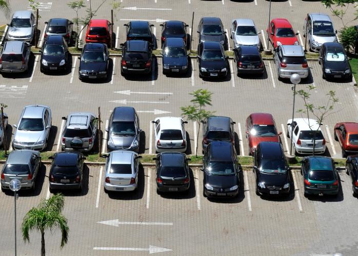Excelente Estacionamento no Bairro Jardim - Santo André.