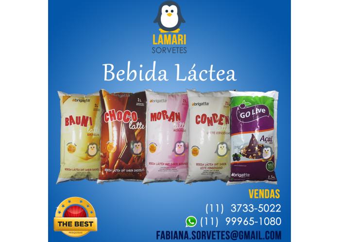 Distribuidora Lamari - Bebida Láctea Pronta