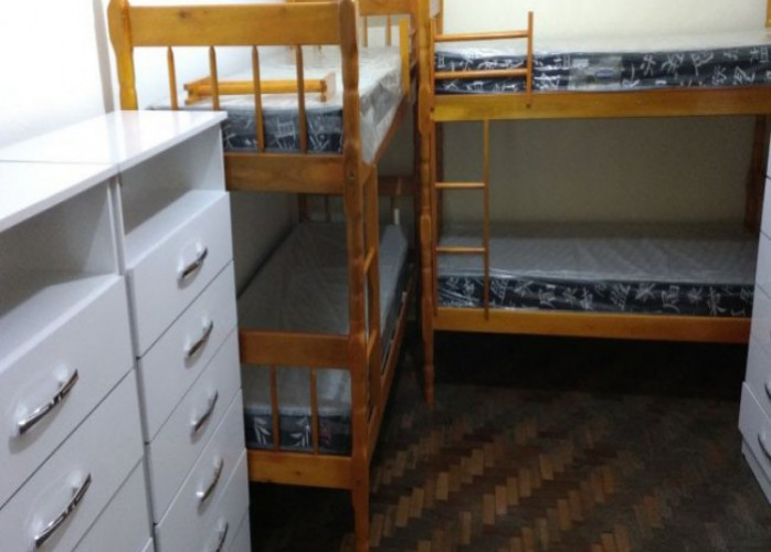 Pensão na Vila Leopoldina aluga vagas em quartos Compartilhados