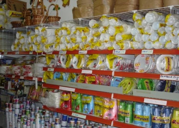 Distribuidora e Loja de Produtos Descartáveis e Artigos para Festas em São Caetano do Sul.