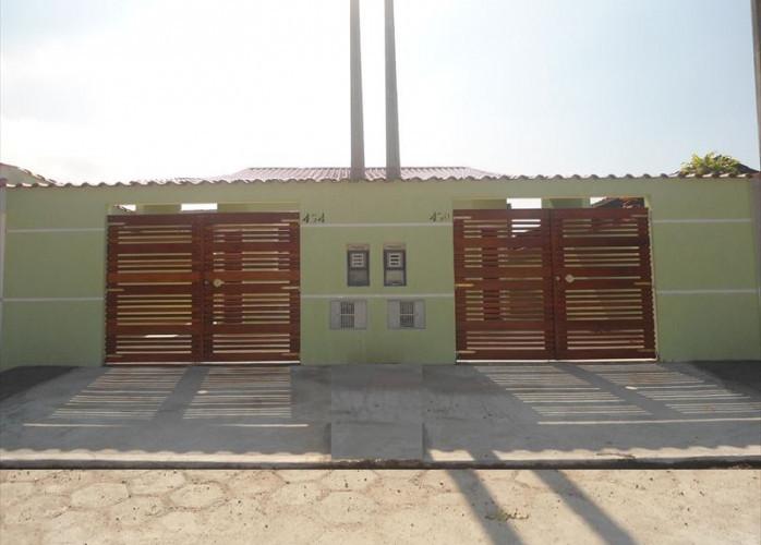 Imovel para financiar em Itanhaém, casa com 2 dormitórios na praia.