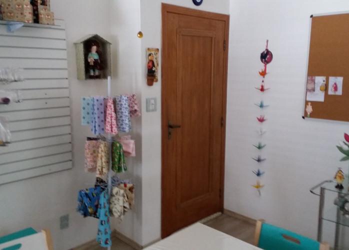 Sobrado 3 Dormitórios 164 m² em Santo André - Jardim Stella.