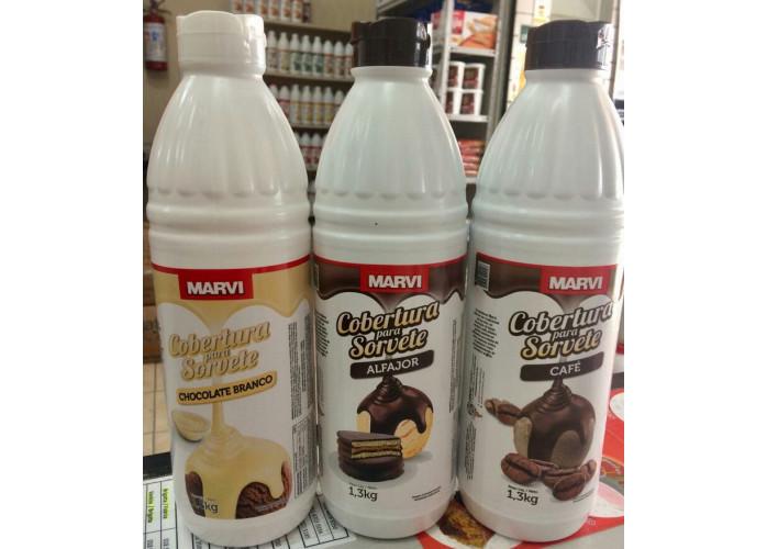 Casquinha MARVI - Bebida Láctea Pronta