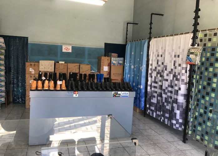 Loja de Calçados e Botas de Segurança no Centro de Santo André.