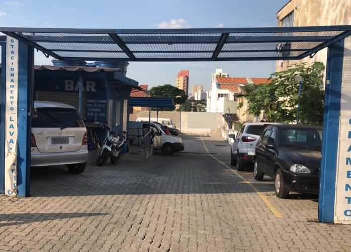 Estacionamento e Lava Rápido 400 m² em Santo André.