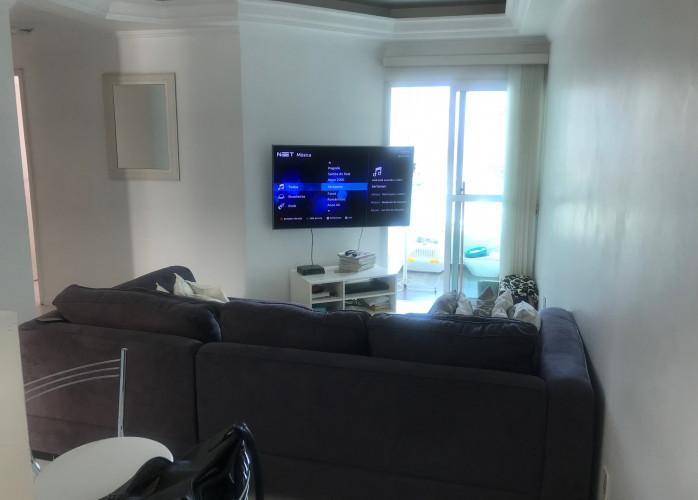 Apartamento 1 Dormitório 52 m² em São Bernardo do Campo - Jardim do Mar.