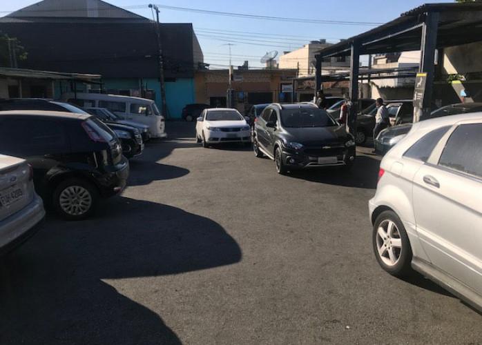 Estacionamento 580 m² em São Caetano do Sul.