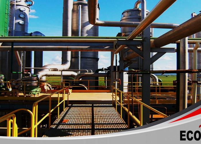 Montagem de tubulação de Inox, alumínio, cobre, aço carbono