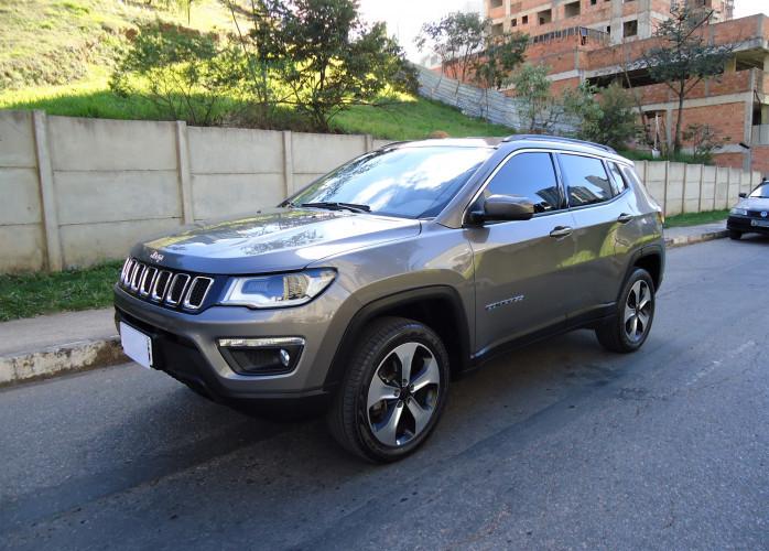 Jeep COMPASS Longitude 2.0 - 4x4 Diesel Unico dono baixo km