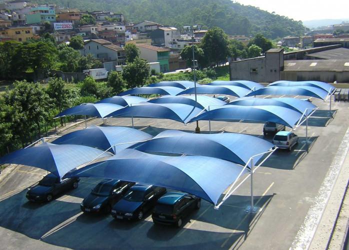 Estacionamento Seco e Parcialmente Coberto 690 m² na Região da Av. Paulista - São Paulo.