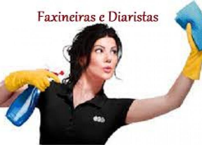 serviços de faxineiras e diaristas