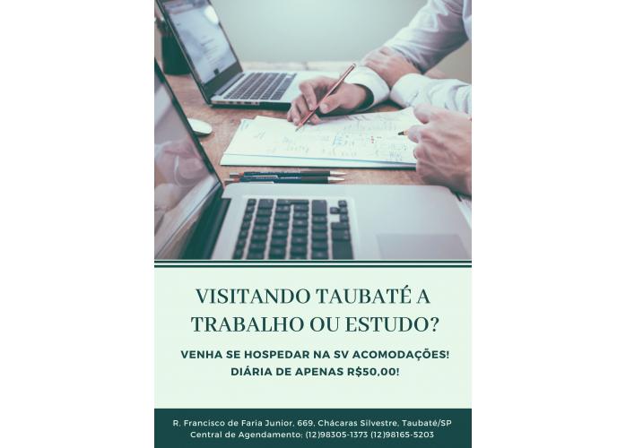 Pousada Silvestre- Campos & Campos Taubaté- Pousada
