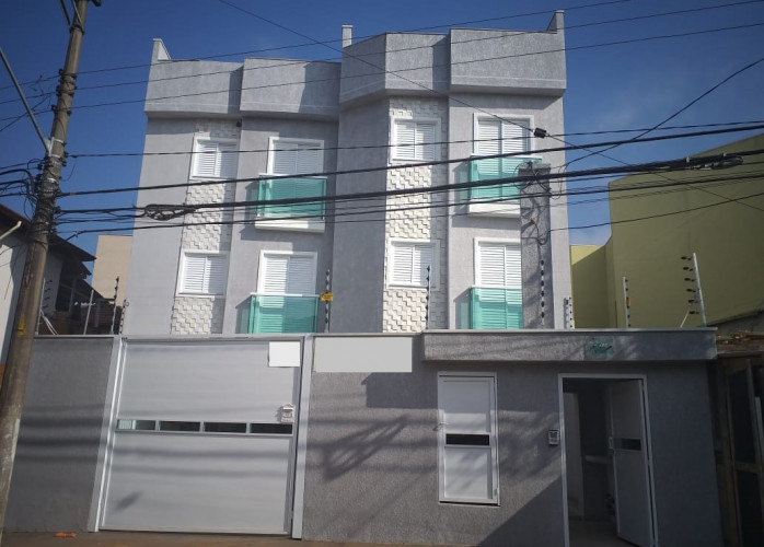 Cobertura Sem Condomínio 84 m² em Santo André - Vila Guiomar.