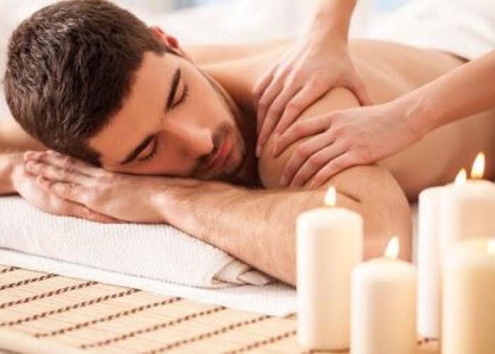 Massagens tântrica