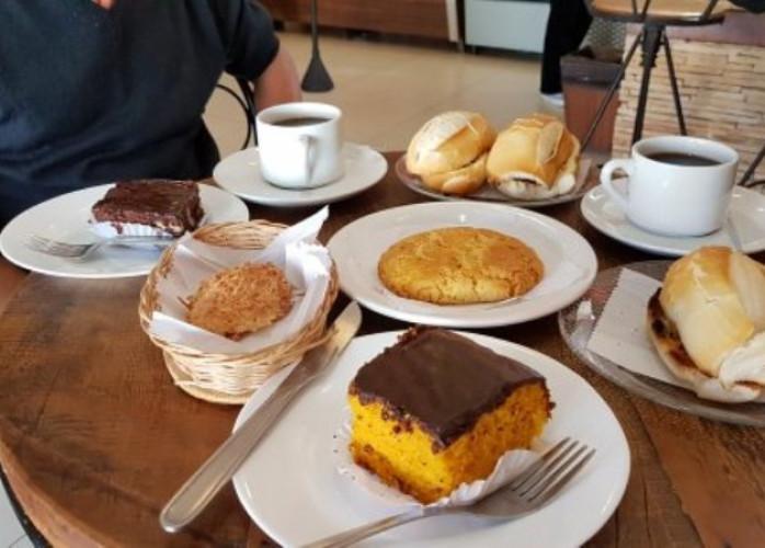 Ótima Cafeteria em Shopping - São Bernardo do Campo.