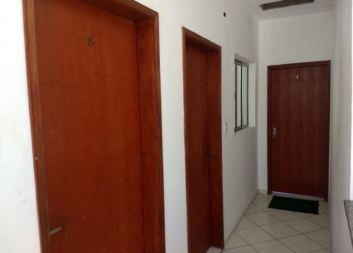 Apto 1dormit só R$450,00 em Mongaguá a 250mts da Praia na Mendes Casas de Praia