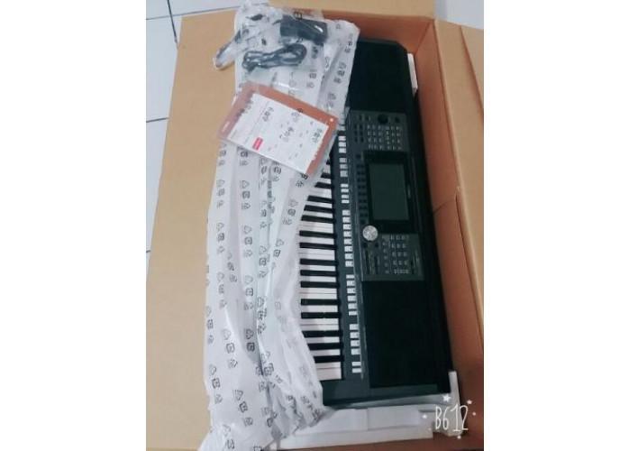teclado yamaha psrs970 novo com garantia