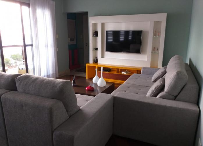Excelente Apartamento 3 dormitórios 160 m² na Vila Bastos - Santo André.