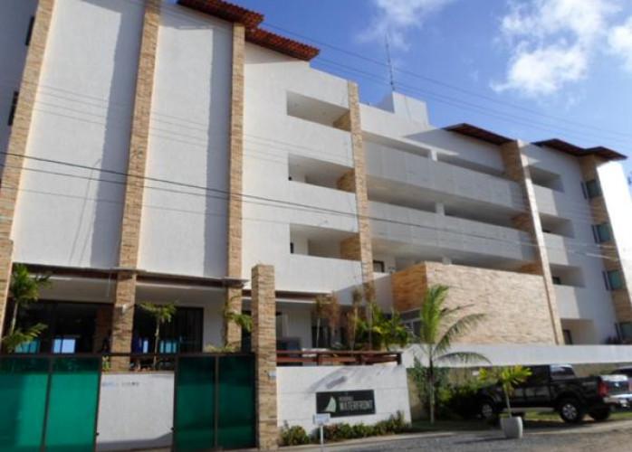 IPIOCA-PRAIA DE IPIOCA-APARTAMENTO RESIDENCIAL WATERFRONT-2 SUITES FRENTE MAR