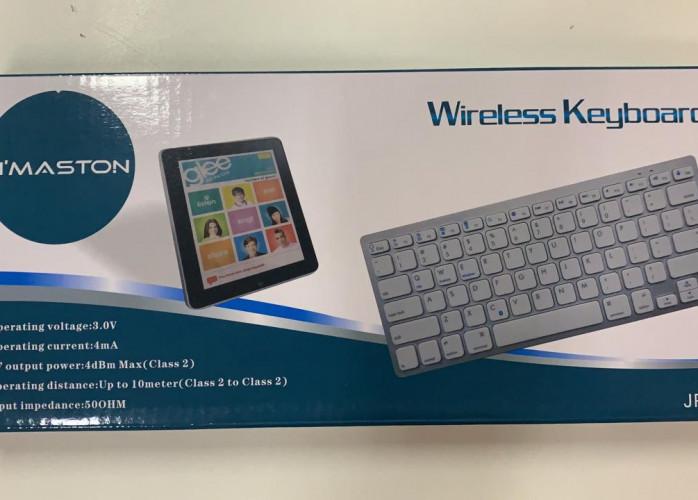 Mini Teclado wireless JP101 H´Maston
