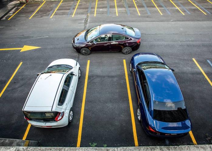 Estacionamento Seco no Centro de São Bernardo do Campo - Excelente Localização