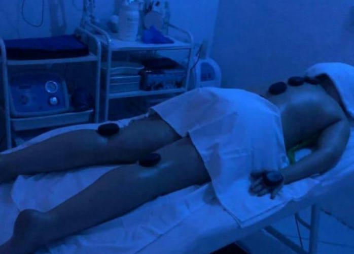 PROMOÇÃO Massagem Relaxante com Finalização Manual por 60,00 reais  hoje! Passo Cartão.