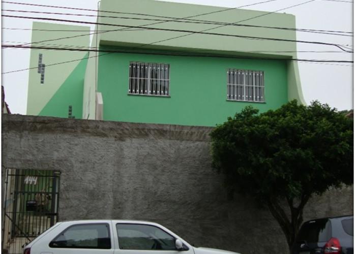 Prédio Comercial 498 m² em Utinga - Santo André.