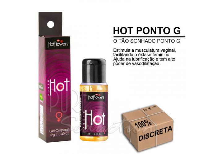 PONTO HOT (HOTFLOWERS)