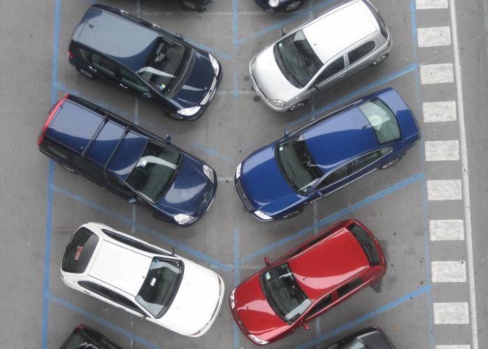 Estacionamento com Pouca Lavagem no Brás - São Paulo.