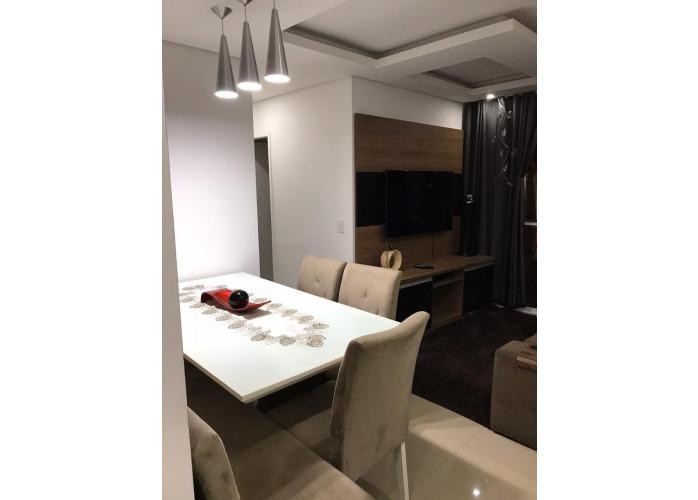 Lindo Apartamento 3 Dormitórios 80 m² Condomínio Venturi em São Bernardo do Campo - Vila Vivaldi.