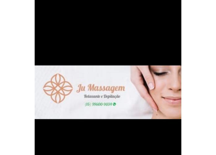 Terapêuta Ju  massagem Prazer sem penetração..