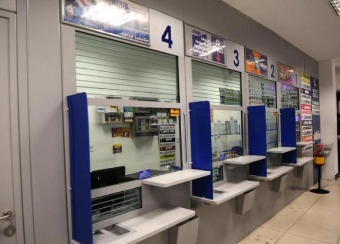 Lotérica Confinada em Hipermercado de Grande Movimento, Zona Sul - São Paulo.  05 Terminais. Layout moderno/atualizado n