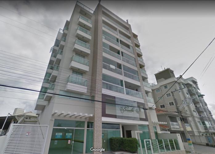JP - Apartamento 3 dormitórios com suite semi mobiliado no centro de Biguaçu