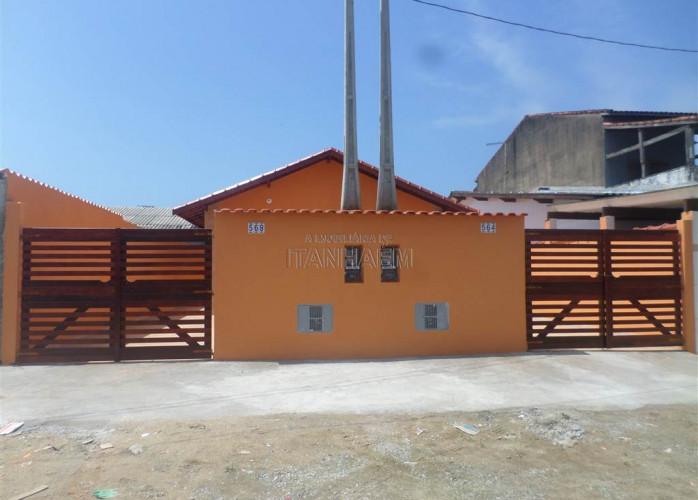 Casa Nova Para venda a vista Em Itanhaém.