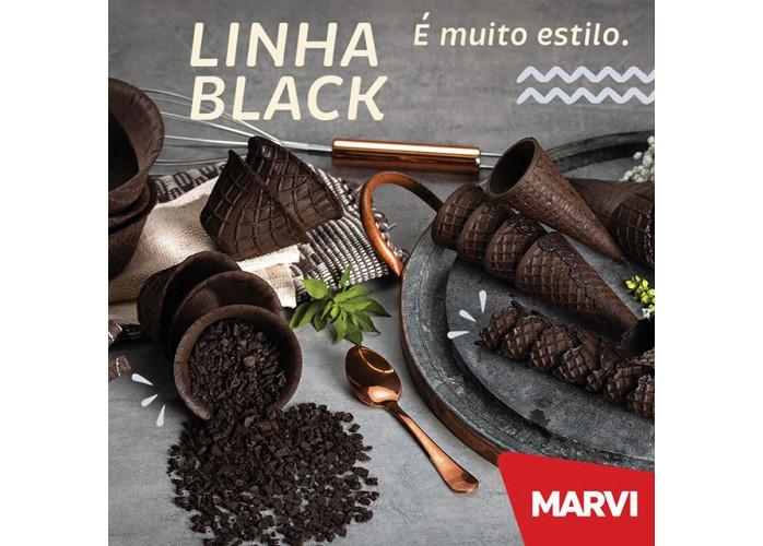 Casquinha Black Marvi