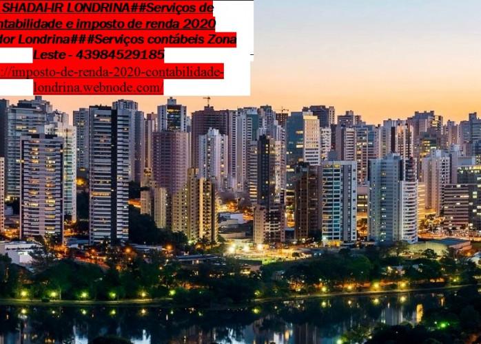 Com Tour  -#IRPF2020-Consultoria contábeis Londrina Gleba Palhano