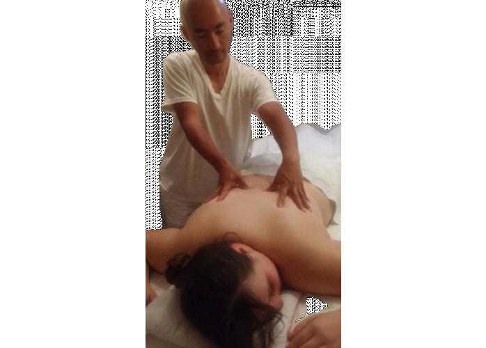 massagem relaxante e antiestresse  em domicilio do cliente