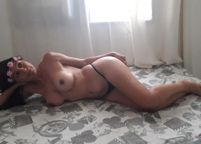 Karina gaúcha corpão
