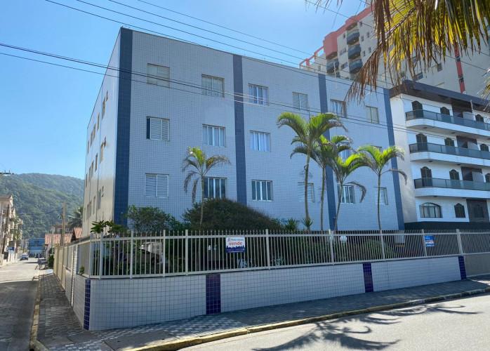 REF: 423609 Apartamento no Centro de Mongaguá, por Apenas R$ 145.00,00