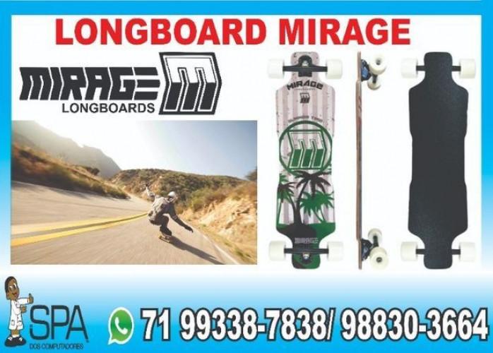 Skate Longboard Mirage em Salvador Ba
