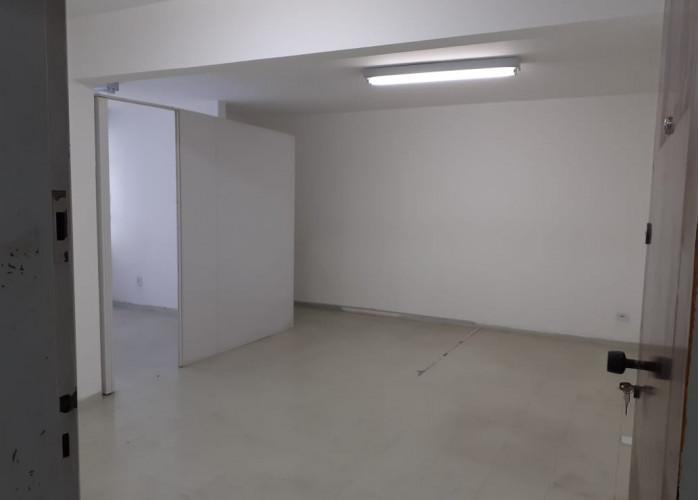 Excelente Sala Comercial 47 m² no Centro de Santo André.