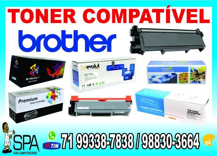 Toner para impressora Laser Brother HL-L2300 em Salvador Ba