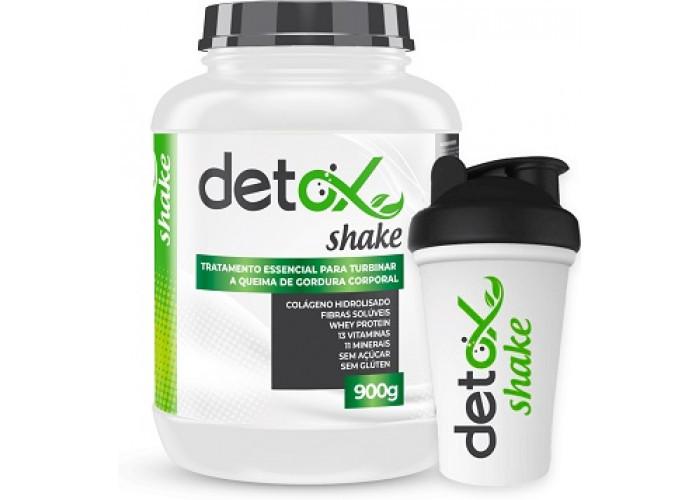 Detox Shake Emagrecedor